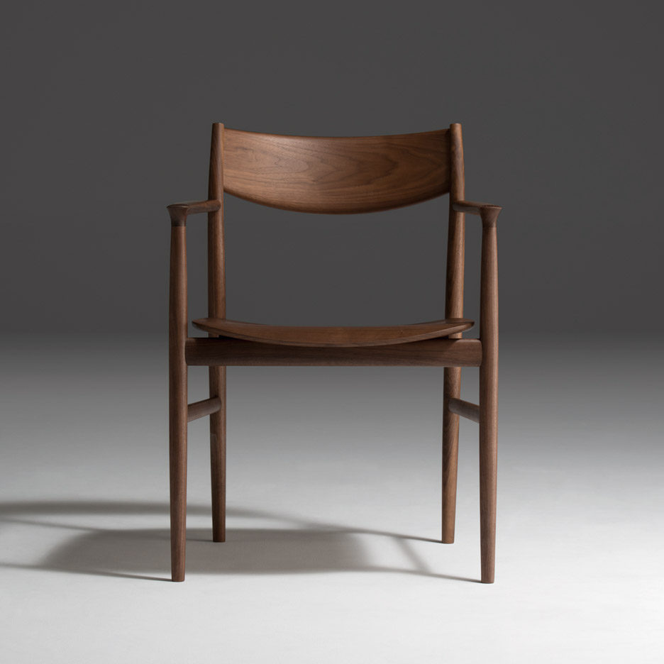 Naoto Fukasawa S Latest Chair Table Collection