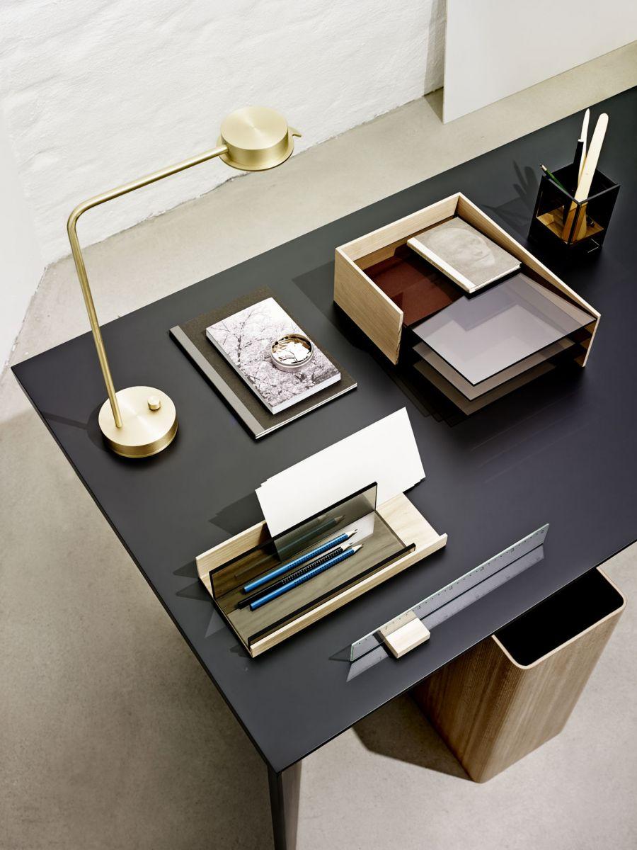 Pauline Deltour Creates Exquisite Desk